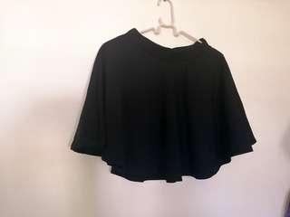 🕷️Black Mini Skirt