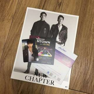 [UNSEALED] TVXQ The New Chapter