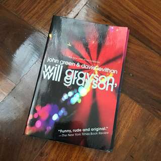 Will Grayson, Will Grayson by David Levithan