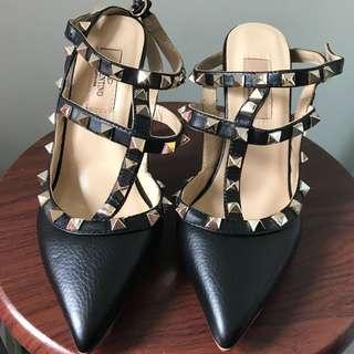 Valentino Rockstud high Heels replica 高跟鞋