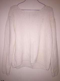 Mirrou Heavy Knit Sweater