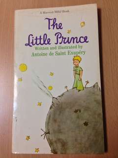 Antoine de Saint Exupery  The Little Prince