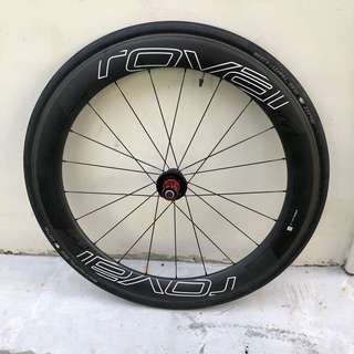 Preloved: Specialized ROVAL CLX 64 rapide rear wheel authentic 8/9/10/11 speed compatible