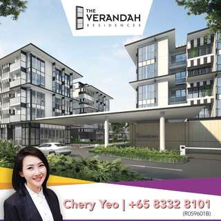 Verandah 4BR for Sale