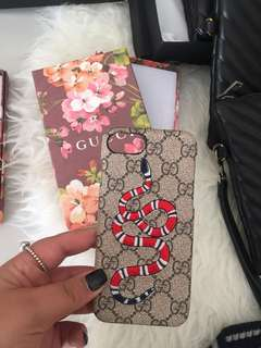 Gucci iPhone 7 cover