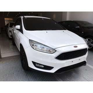 2016 福特 FOUCS 白 2.0 柴油版