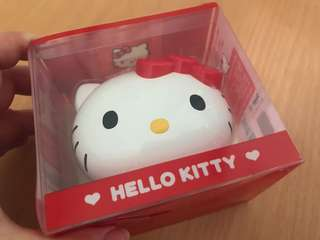 全新 Hello Kitty body brush , 軟毛手動身刷
