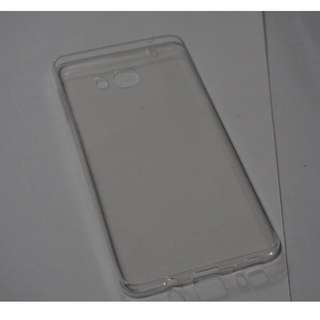 Clear tpu case for Samsung Galaxy C9 Pro  (clear)