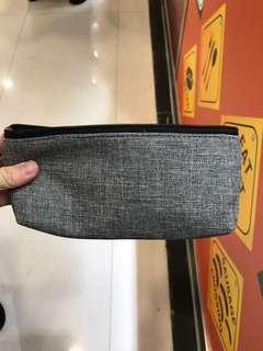 Grey pencil case