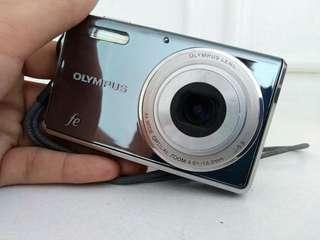 💕REPRICED💕Olympus Fe-4000 Digital Camera