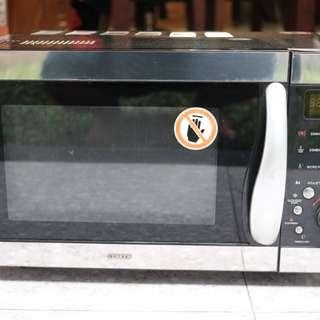 Microwave Oven merk Sanken