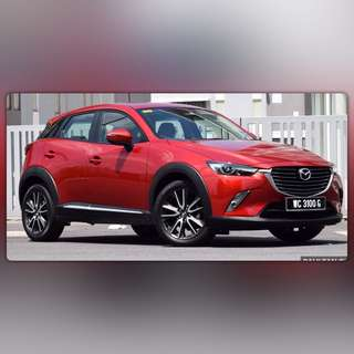 {n} Mazda Cx 3
