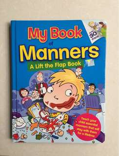 My book of Manners