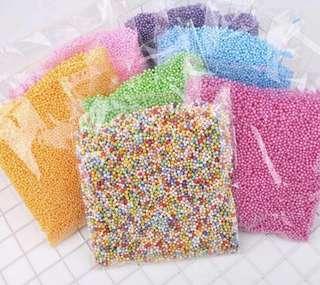Slime beads