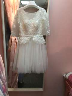 ROM Short dress