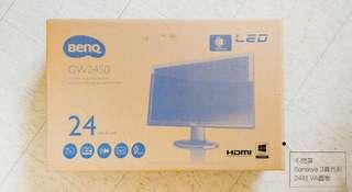 BENQ GW-2450HM-F 螢幕(二手)