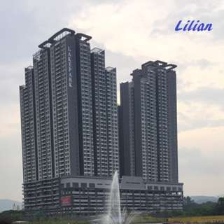 LakePark Residence Condo at Selayang For Rent