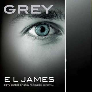Grey (Fifty Shades as Told by Christian #1) by E.L. James