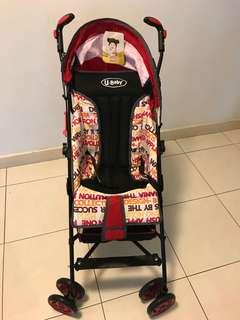 U-Baby ST210-B Buggy Stroller New!!