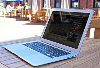 Apple Macbook air Mqd42 8/256 kredit bisa loh gan