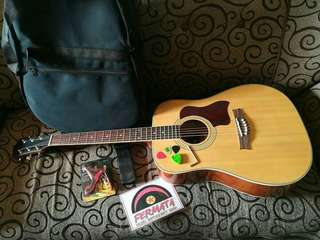 BRAND NEW UNBRANDED GUITAR