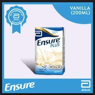Ensure Vanilla Plus