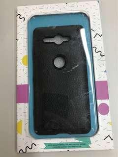 Sony Xperia XZ2 case (Black) compact