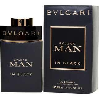 Authentic Bvlgari men Perfume