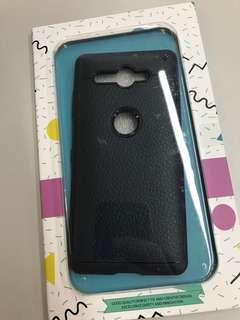 Sony Xperia XZ2 case KUGI (Navy) compact