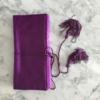 Crabtree & Evelyn Makeup Pouch