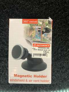 Magnetic Mobile Phone Holder Autobacs
