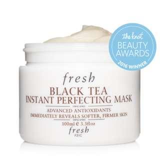 FRESH BLACK TEA INSTANT PERFECTING MASK MINI 30 ML