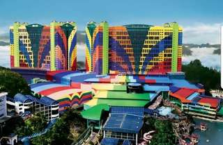Genting First World.Y5 Deluxe & Deluxe Room