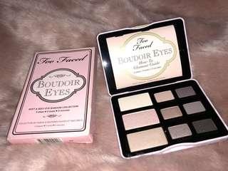 Too faced Boudoir Eyes Eyeshadow