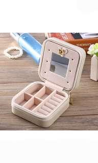 Travel mini Jewellery Box