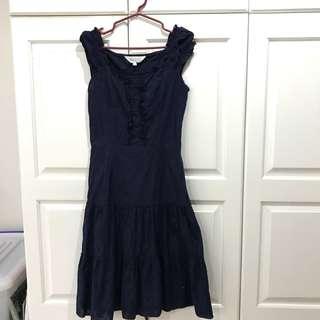 Kia Mia Midnight Blue Dress