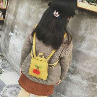 Cherry Mini Bag for Kids