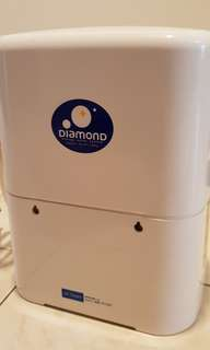 Diamond water filter