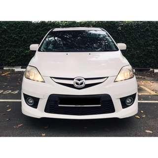 Mazda 5 Auto 2.0