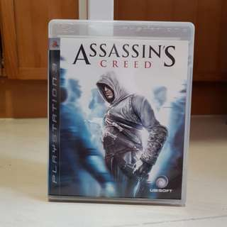 PS3 Assassin's Creed 刺客教條