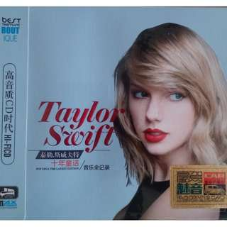 Taylor Swift Pop Diva The Latest Edition 3CD (Imported)