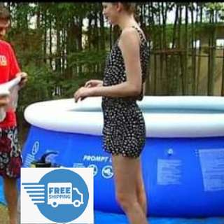 Brand New Portable Giant Swimming Pool Inflatable Water Round Circle