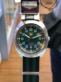SEIKO SPORTS 5 LIMITED EDITION Automatic SRPA89K1 (機械自動錶)