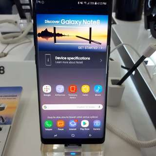 Jual Kredit Samsung Note 8 Cashback 500k Free Case Tumi