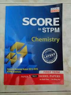 STPM term 1 chemistry model test papers