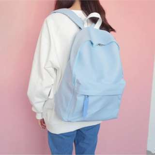 [PO] SPECIAL MOMENT Canvas Backpack
