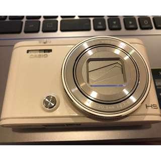 【CASIO 卡西歐】ZR5100自拍神器 數位相機 類單眼 美肌(中文平輸)送副廠電池及充電座