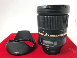 Tamron 24-70 F2.8 VC(Nikon)