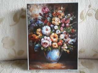 Jigsaw puzzle 1000 pcs Flower in Vase