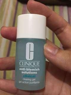 Clinique Blemish free